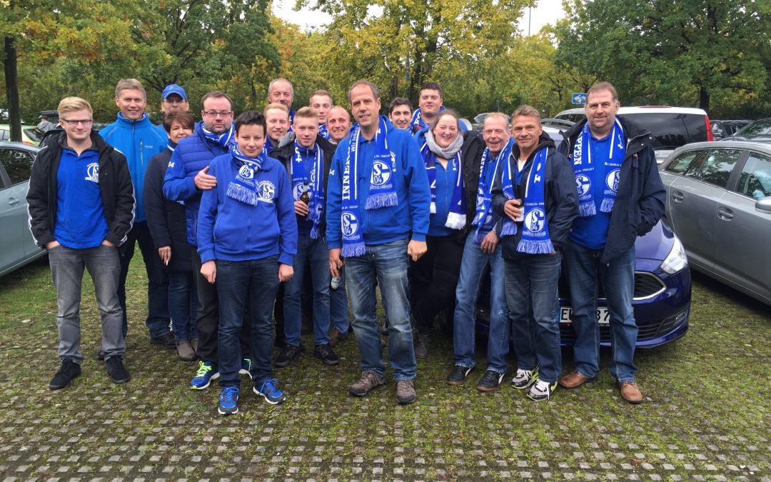 Innerstekappen auf Schalke am 17.10.15