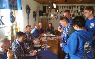 14. Mai 2017 Spielerempfang in Gitter