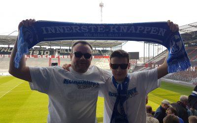 Fantreff auf St. Pauli vor dem HSV-Spiel im April 2018